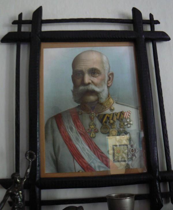 obraz císaře Franze Josefa
