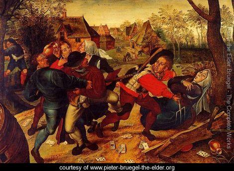 Obraz Pietera Brueghela